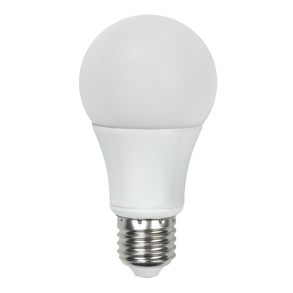 8W A19 Standard LED Bulb with Dimmable and Omni-Directional by Duracell
