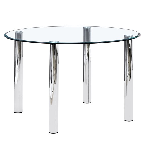 Odia Dining Table By Orren Ellis