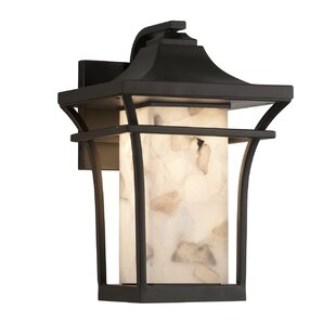 Buying Conovan LED Outdoor Sconce By Rosecliff Heights