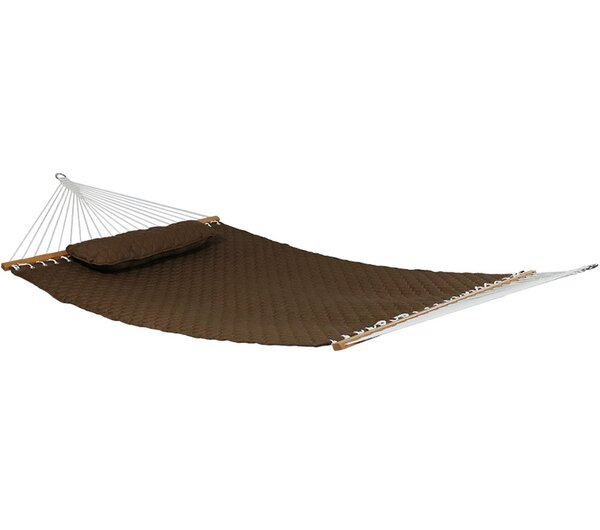 Sitz Quilted Designs Double Fabric 2 Person Tree Hammock by Bay Isle Home
