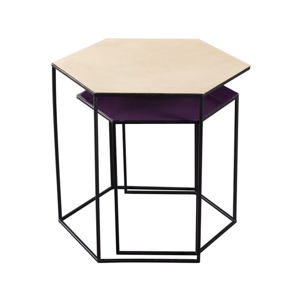 2 Piece Nesting Tables by Wildon Home®