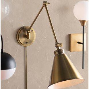 Best Reviews Ridgemont Swing Arm Lamp By Trent Austin Design