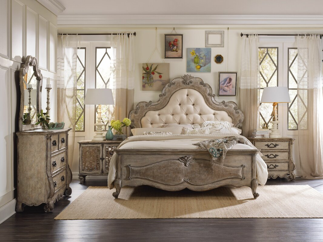 hooker furniture chatelet arched dresser mirror reviews. Black Bedroom Furniture Sets. Home Design Ideas