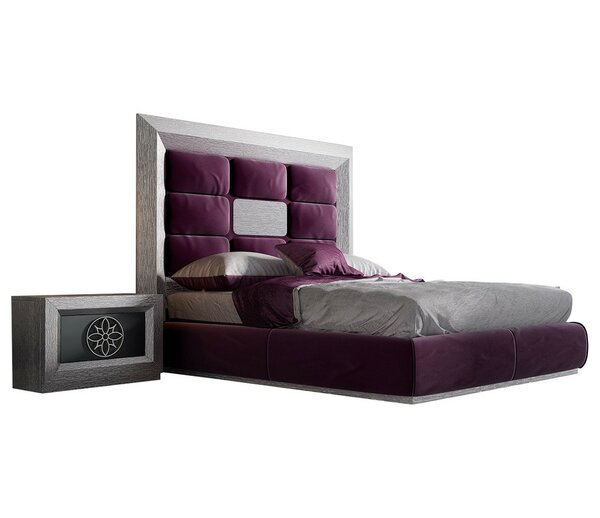 Kogut Panel 4 Piece Bedroom Set by Everly Quinn