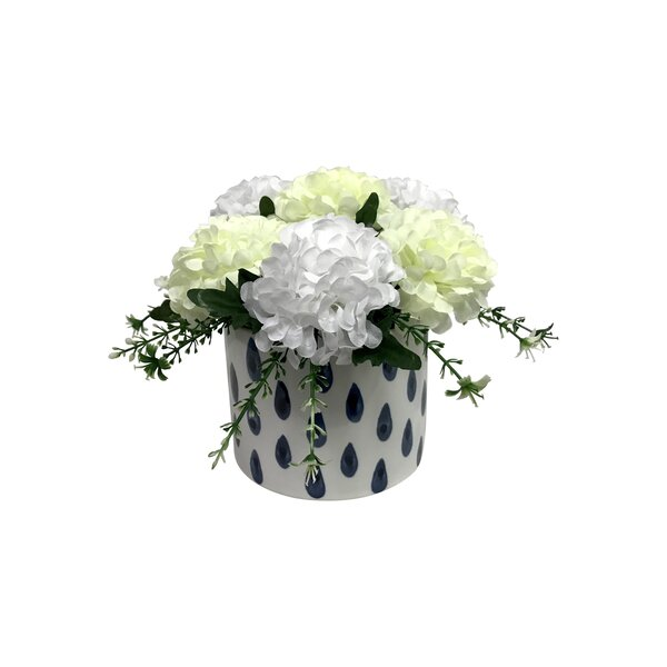 Simple Viburnam Centerpiece by Darby Home Co