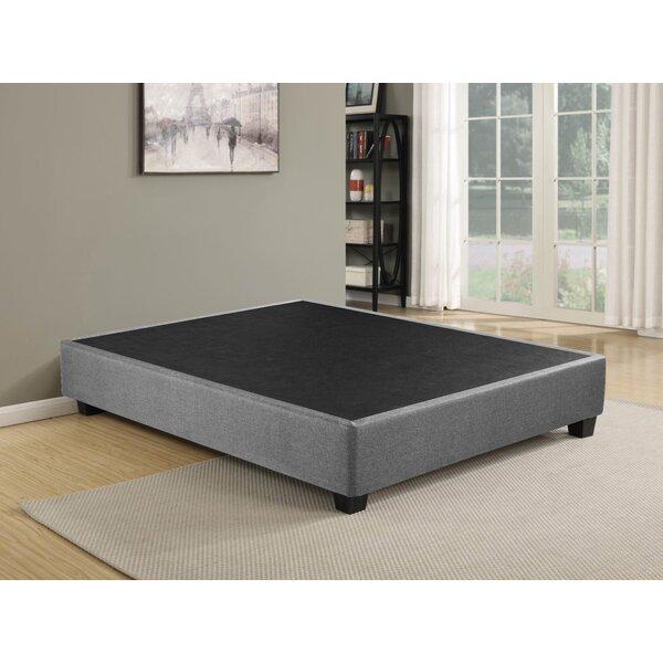 Upholstered Platform Bed by Alwyn Home