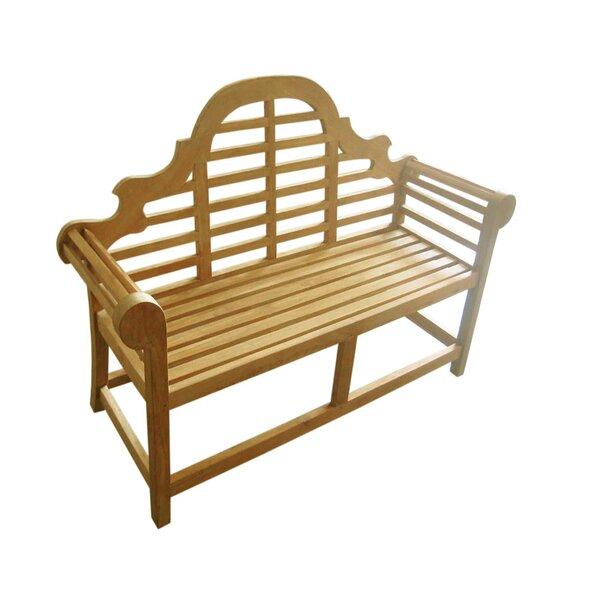 Lutyen Teak Garden Bench by D-Art Collection
