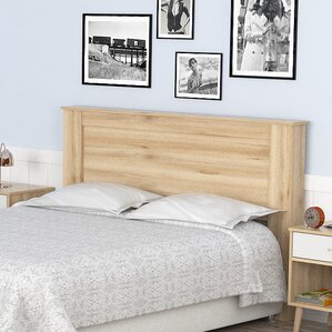 Finlay Panel Headboard by Latitude Run