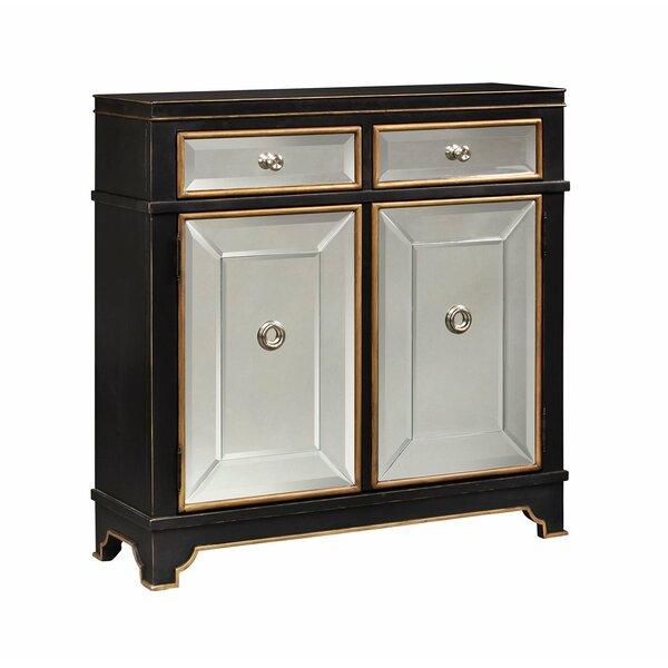 2 Door Cabinet With Drawers