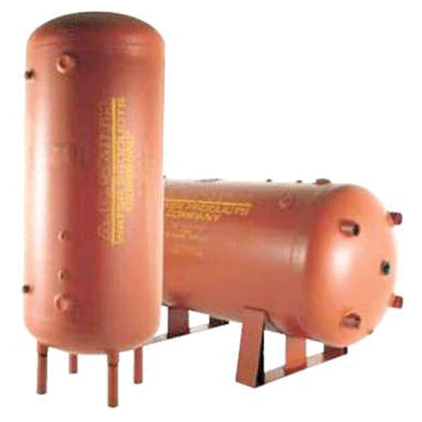 T400A Commercial Storage Tank Un-Jacketed Custom by A.O. Smith