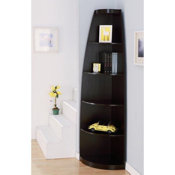 Telmore Corner Bookcase by Hokku Designs