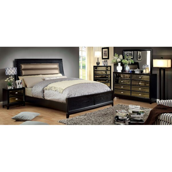 Willisville Standard Configurable Bedroom Set by House of Hampton
