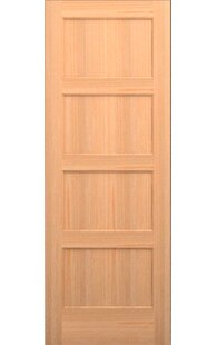 4 panel interior doors youll love wayfair wood 4 panel slab interior door planetlyrics Gallery
