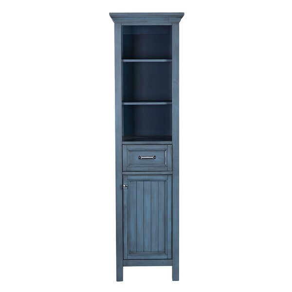 Nardi 19 W x 70 H Linen Tower by Beachcrest Home