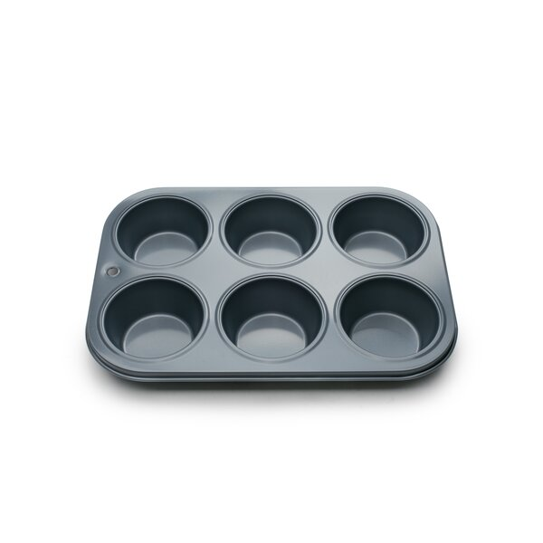 Non Stick 6 Cups Muffin Pan by Fox Run Brands
