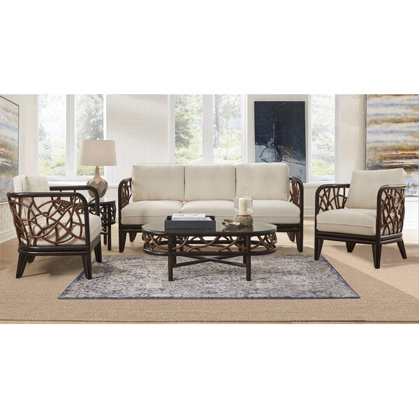 Trinidad 5 Piece Conservatory Living Set by Panama Jack Sunroom