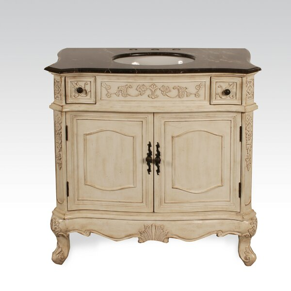 Ackerman 36 Single Bathroom Vanity Set by One Allium Way