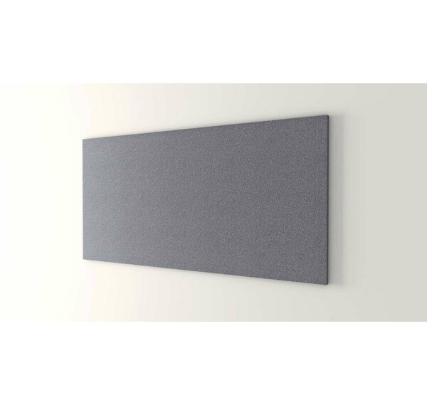 Rectangular Wall Mounted Bulletin Board by OBEX