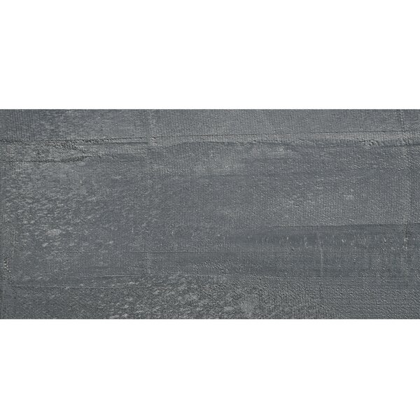 La Vie Boheme 12 x 24 Porcelain Field Tile in Denim by PIXL