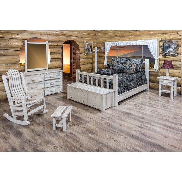 Katlyn Panel Configurable Bedroom Set by Mistana