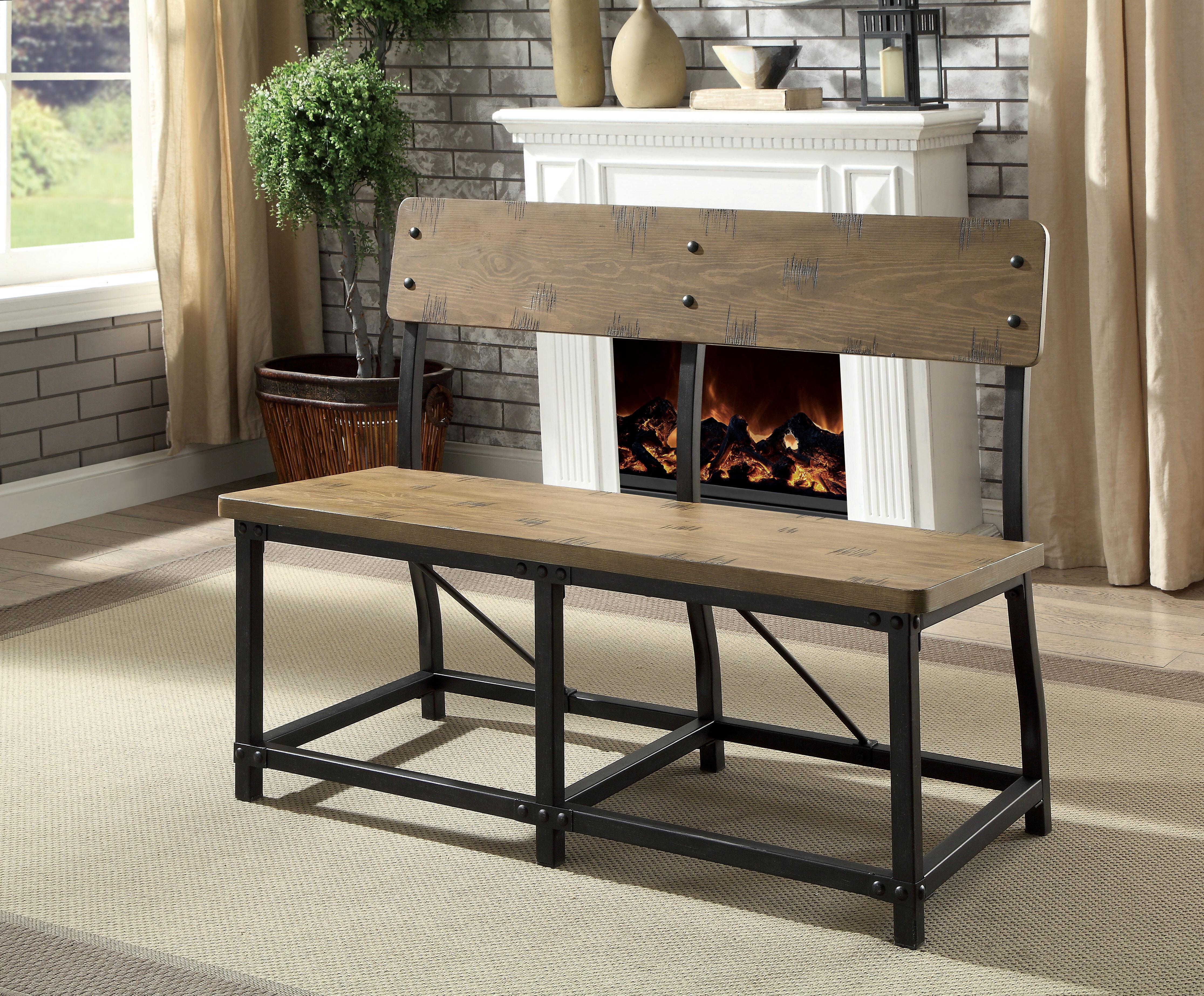 Tremendous Craver Wood Bench Pabps2019 Chair Design Images Pabps2019Com