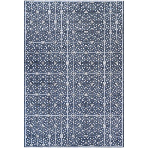 Lundin Namur Petrol Indoor/Outdoor Area Rug