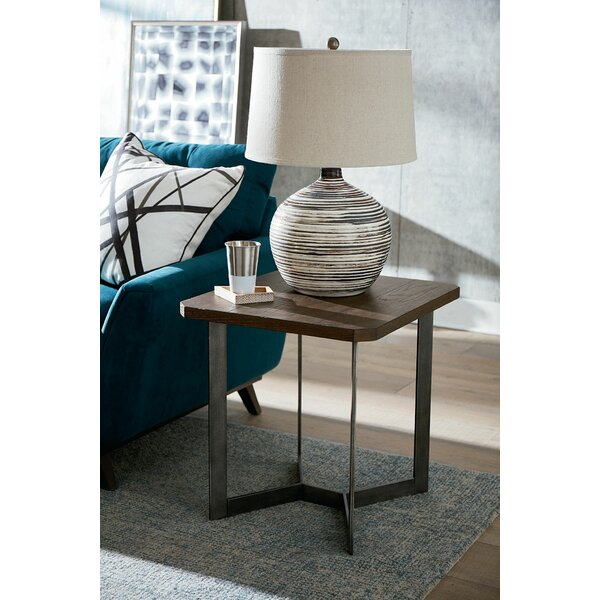 Joyner End Table By Union Rustic