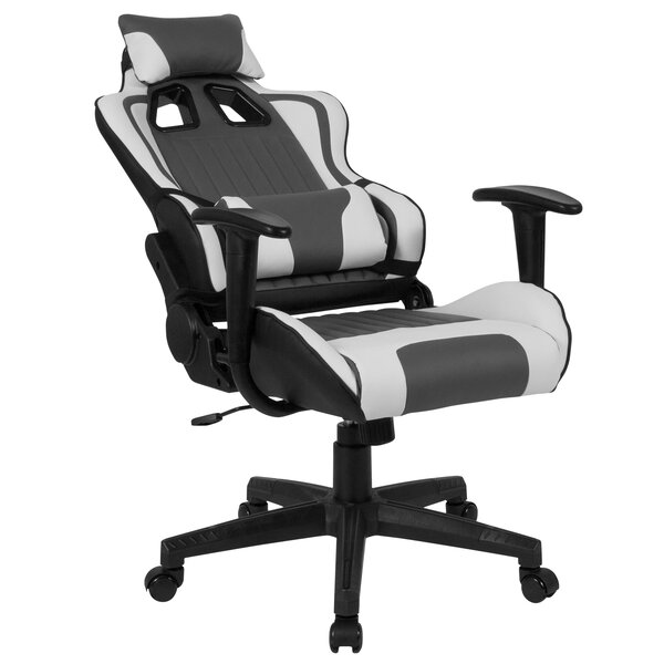 Labombard Gaming Chair by Symple Stuff