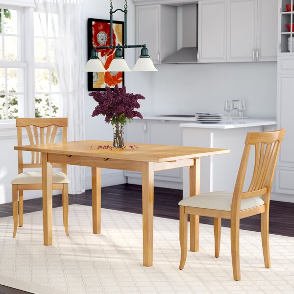 Balfor 3 Piece Dining Set by Andover Mills