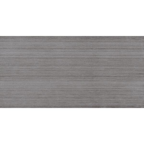 Fusion 10 x 60 Porcelain Field Tile in Gray by Tesoro