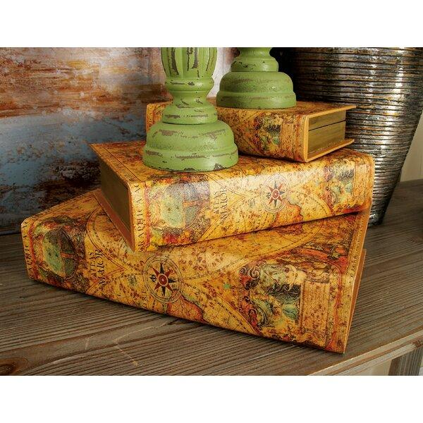 3 Piece Book Box Set by Cole & Grey