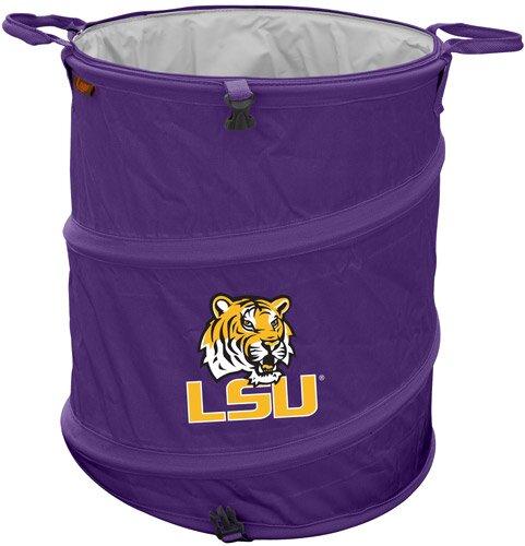 Collegiate Trash Can - LSU by Logo Brands