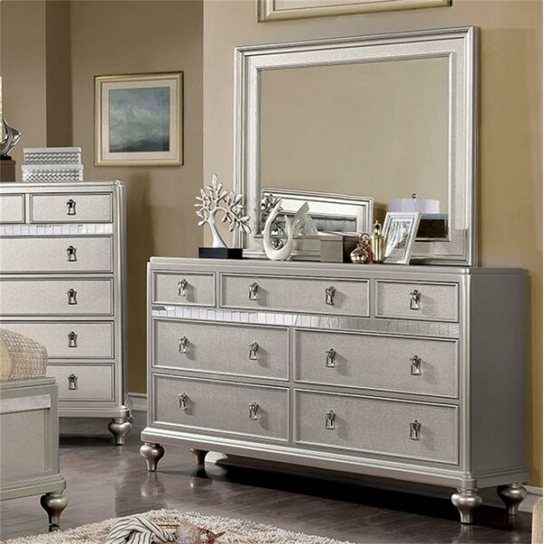 Weehawken 7 Drawer Dresser By Rosdorf Park by Rosdorf Park Reviews