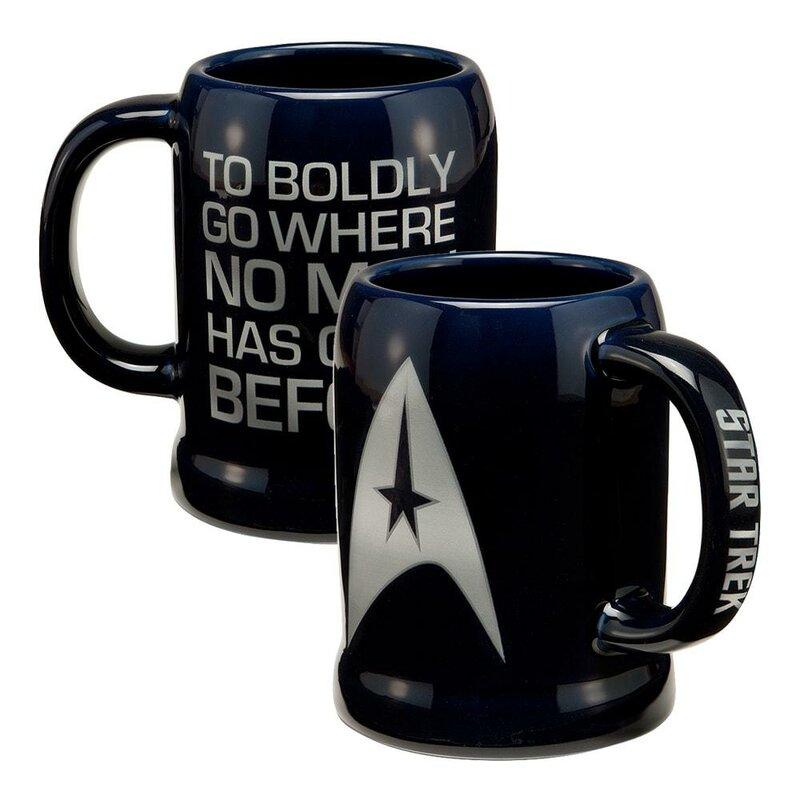 Star Trek 20 Oz Coffee Mug