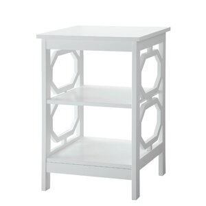 Ardenvor End Table by Beachcrest Home