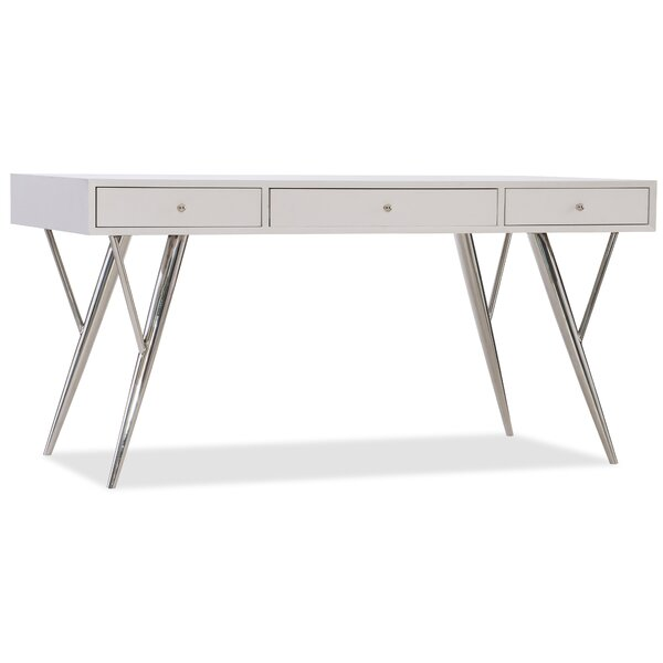 Sophisticated Contemporary Writing Desk by Hooker Furniture