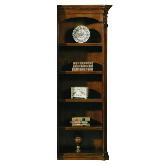 Caylee Right Pier Standard Bookcase by Darby Home Co