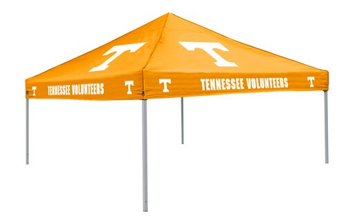 Collegiate Orange Tent - Tennessee by Logo Brands