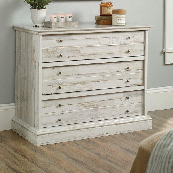Thao 3 Drawer Dresser By Charlton Home