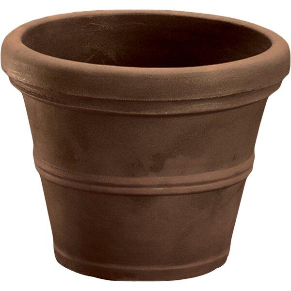 Crescent Garden Resin Pot Planter Amp Reviews Wayfair