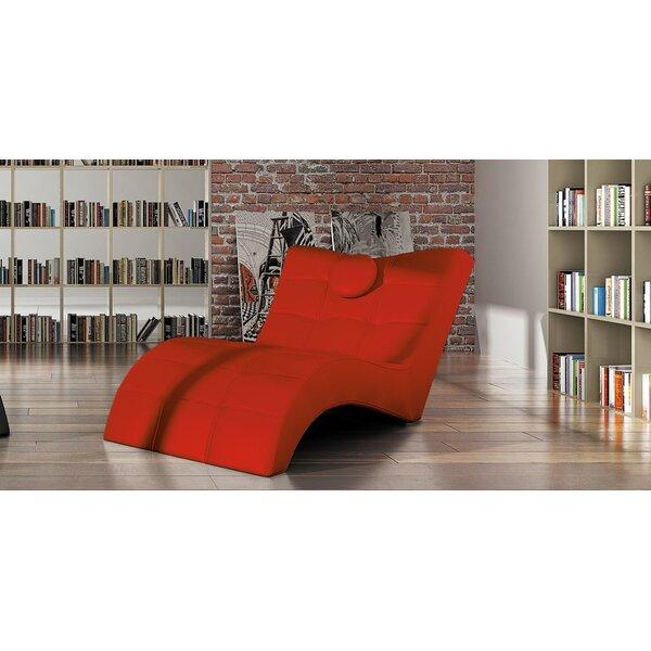 Dickman Chaise Lounge By Orren Ellis