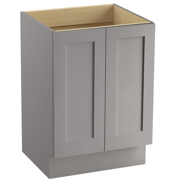 Poplin™ 24 Vanity with Toe Kick and 2 Doors by Kohler