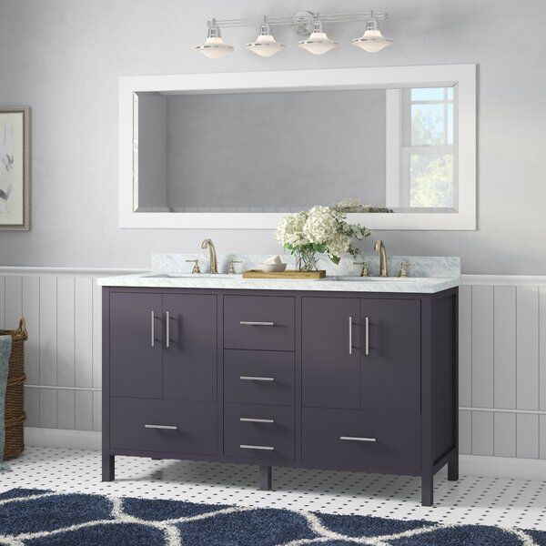 Baillons 60 Double Bathroom Vanity Set