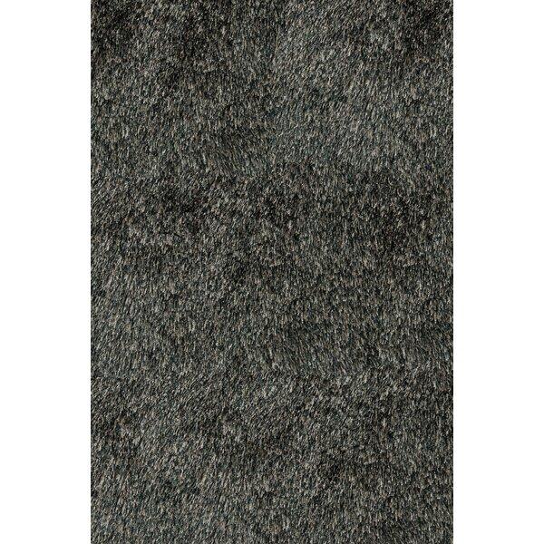 Ciera Hand-Tufted Carbon Area Rug by Orren Ellis