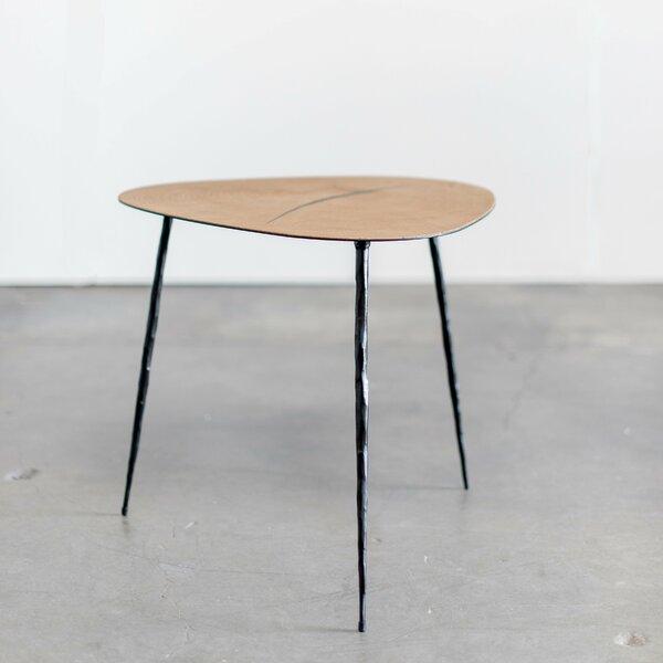 Amezcua End Table by Brayden Studio
