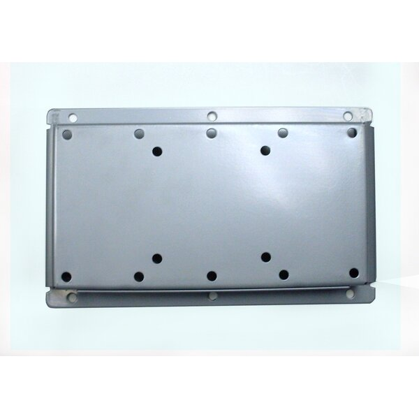 Flat Wide Fixed Wall Mount for up to 46 LCD by Master Mounts