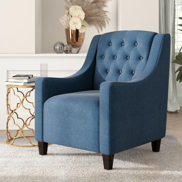 Decker Armchair by Willa Arlo Interiors