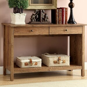 Waldon Console Table by Ho..