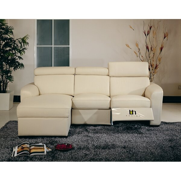 Reclining Sectional by Hokku Designs