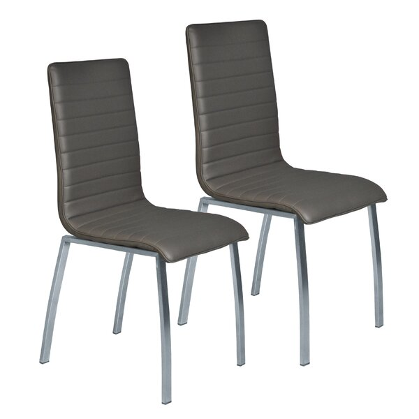 Sherlyn Upholstered Dining Chair (Set of 2) by Orren Ellis